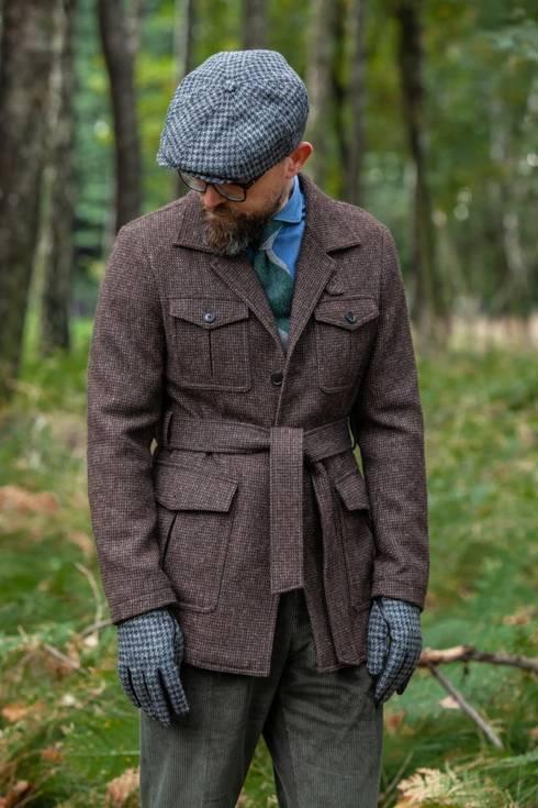 Preorder: safari jacket 'Artuhr'