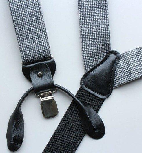 flannel's BRACES CLIPS & BUTTONS