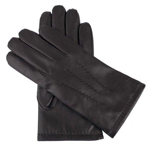 lambskin gloves with wool winnings