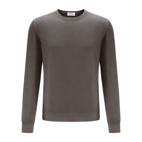 light merino wool sweater light brown