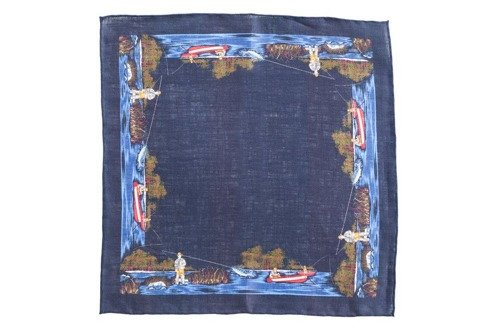 linen pocket square