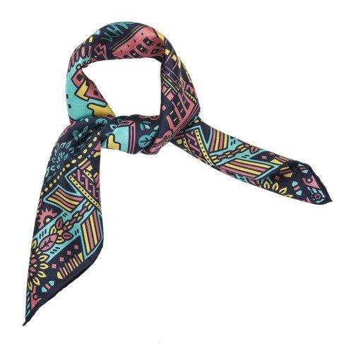 silk 65cm scarf KATOWICE Jan Kallwejt