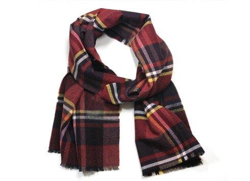 wool scarf