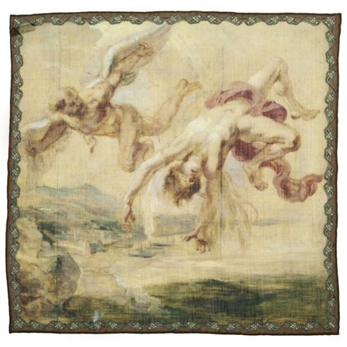 Artwork collection The Fall of Icarus of Rubens
