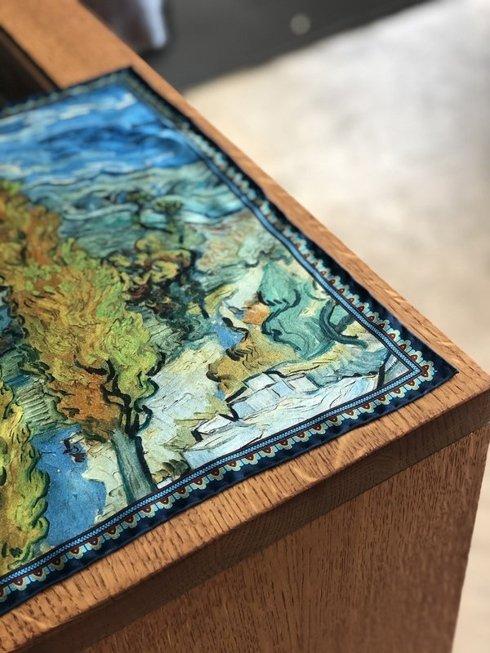 Artworks collection 'Two Poplars in the Alpilles near Saint-Rémy' Van Gogh
