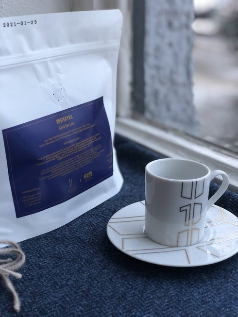 """Coffee FOR OUR ANNIVERSARY """"10"""" 250 gr"""