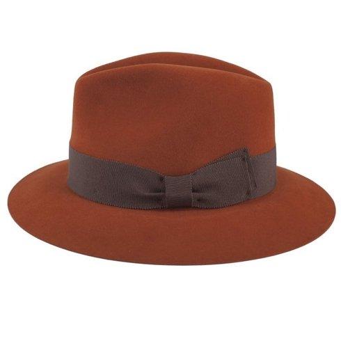 Fedora hat rusty
