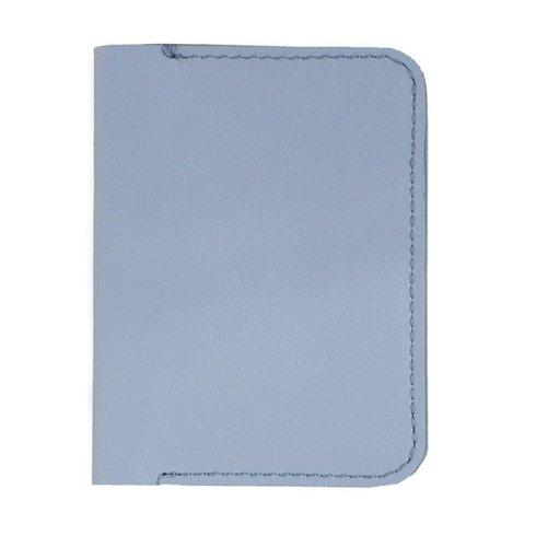 Light blue pocket wallet