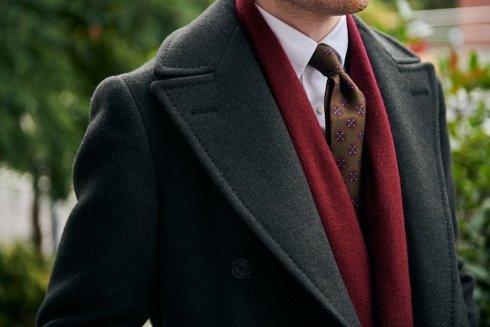 Preorder: ulster overcoat racing green