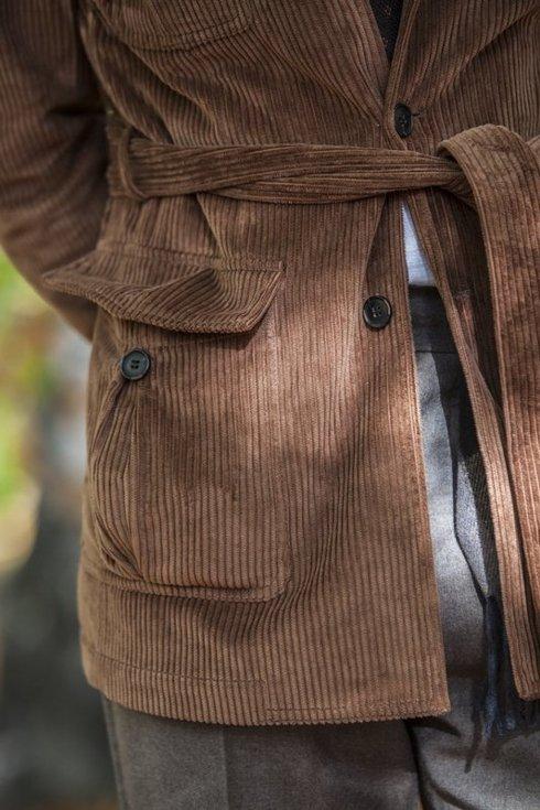 Safari corduroy jacket 'Arthur II'