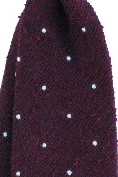Shantung grenadine tie