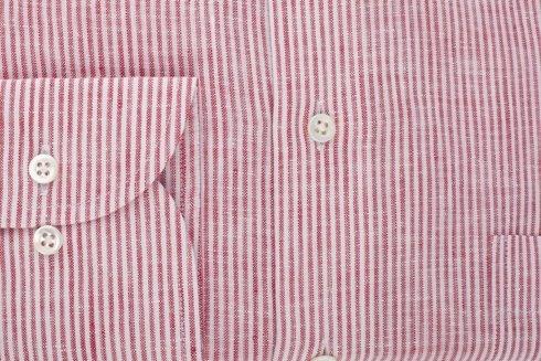 linen button down shirt