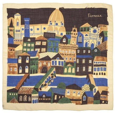 pocket square Florence