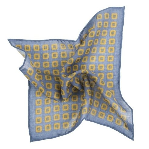 squares pocket square