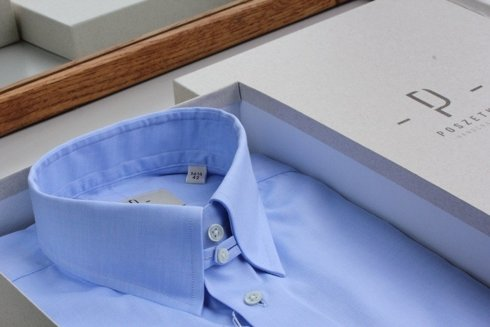 tab collar shirt