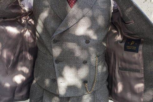 "three piece suit ""Edward"""