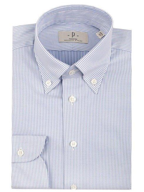 koszula w paski button down