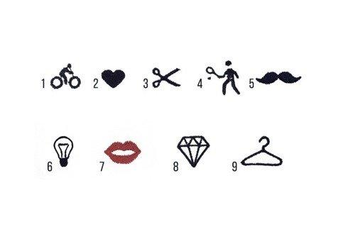 HAFT symbole