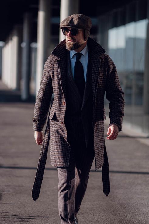 Preorder: Płaszcz raglanowy Piacenza