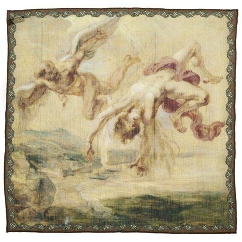 "KOLEKCJA malarska ""Upadek Ikara"" P.P. Rubens"