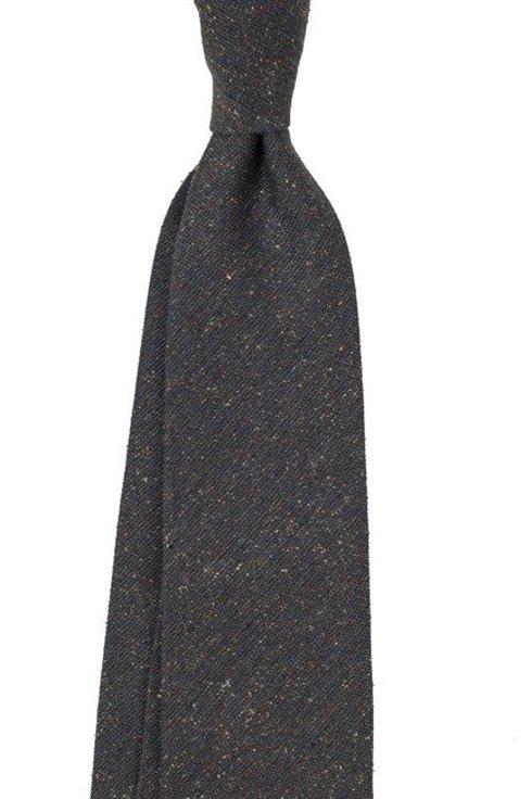 krawat bez podszewki donegal