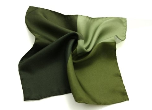 odcienie zieleni
